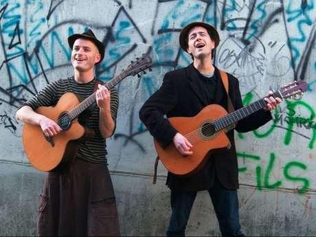 Concert : Bob et Flanaghan