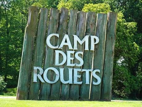 Balade archéo-légendes au Camp des Rouëts