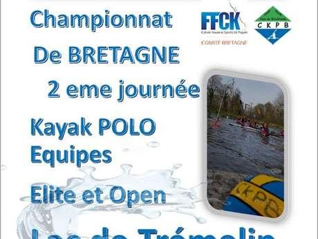 Championnat de Bretagne Kayak polo