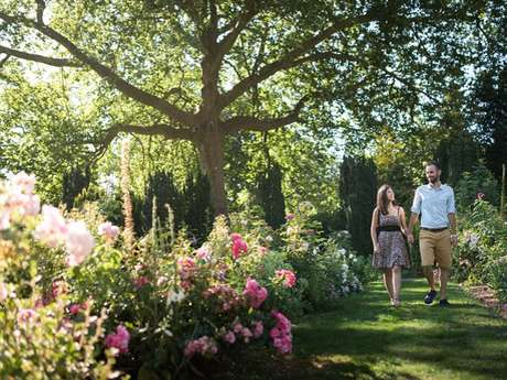 A la découverte des jardins du Château