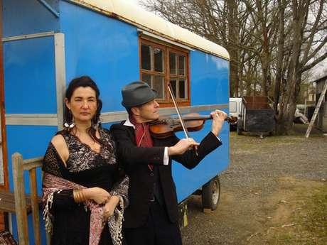 Arth Maël : Musique Tzigane / Cheval Bijou