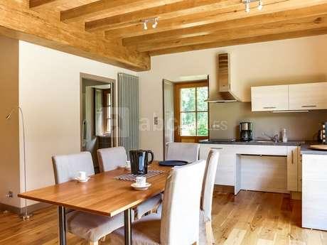Le Cottage - Les Ecuries Du Château