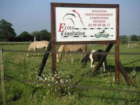 Ecole d'équitation