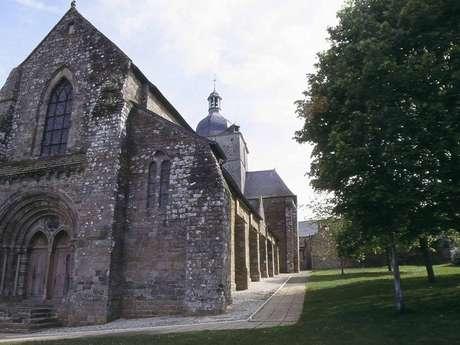 Eglise abbatiale de La Trinité Porhoët