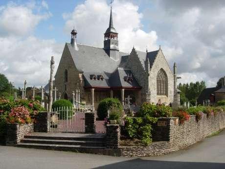 Eglise de Saint-Léry