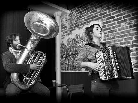 Concert : Chansons françaises cuivrées