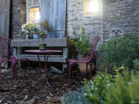 Gîte bien être Le Jardin Intérieur