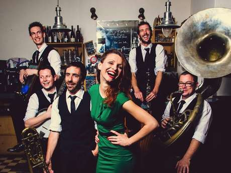 "Festiv'été : Concert ""The Sassy Swingers"""