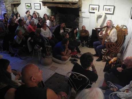 Veillée de Beltaine contée par Ozégan et ses instruments