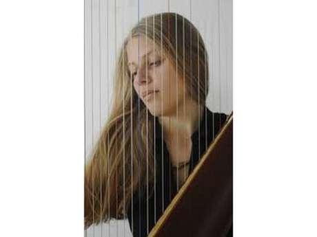 Concert de harpe de Morgane Le Cuff