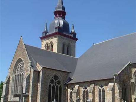 Abbatiale de Saint-Méen-le-Grand