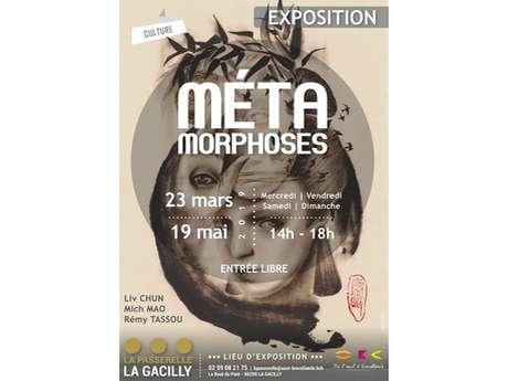 """Exposition """"Métamorphoses"""" à La Passerelle"""