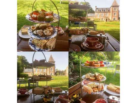 Gâteau au Château en Juin