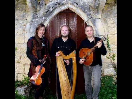 Fête de la musique : Soirée irlandaise en Brocéliande