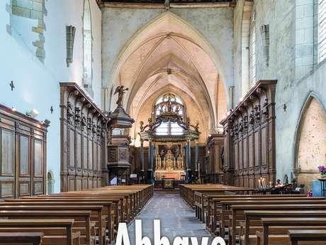 Les Expositions de l'Abbaye de Paimpont