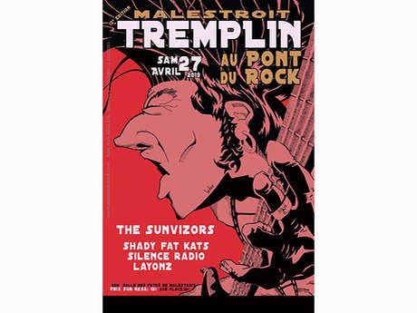 Tremplin du festival AU PONT DU ROCK