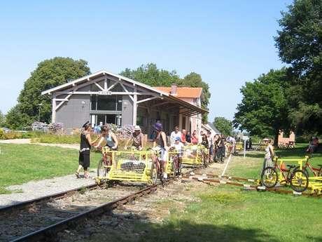 Gare de Médréac