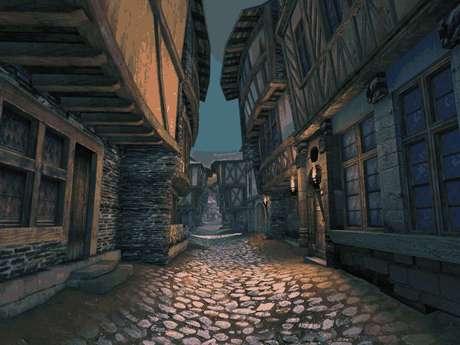 Visite virtuelle de la cité ducale de Ploërmel
