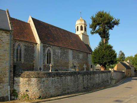 Eglise St Clair (XIème siècle)