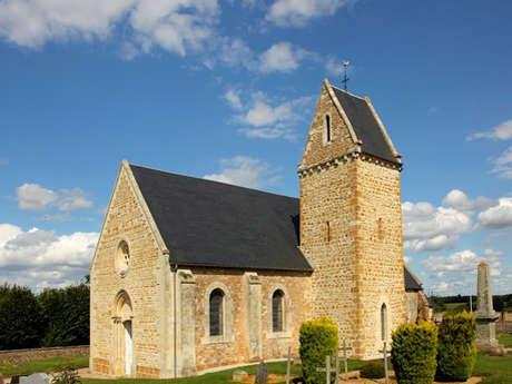 Église Saint Sylvain (XIVe,XVe)