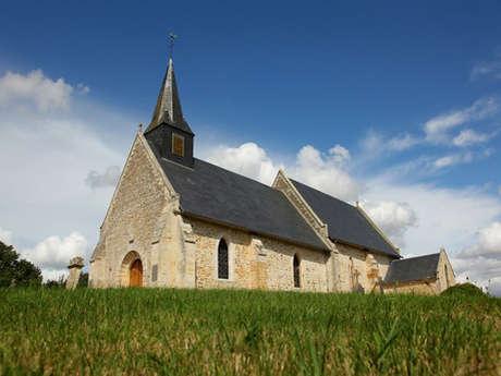 Eglise Saint Célerin (XIIIè-XIVè)