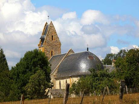 Eglise Saint-Mathieu-et-Saint-Lô (X-XIIè)