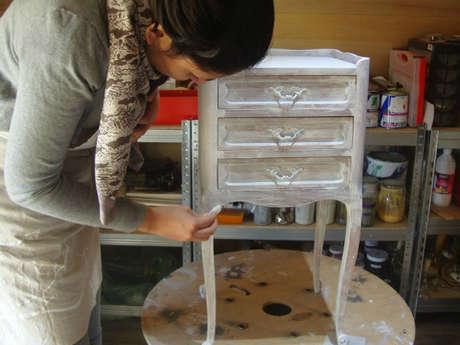 Atelier relooking de meubles