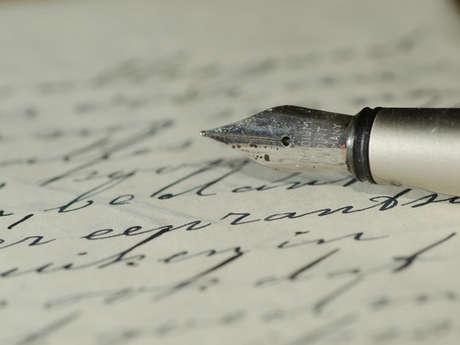 [ANNULÉ] Atelier d'écriture