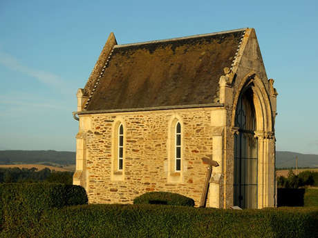 Chapelle de la Métairie (19e siècle)