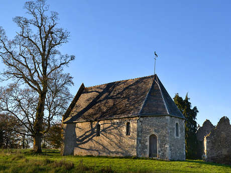 Chapelle St Clair (XVIIè)