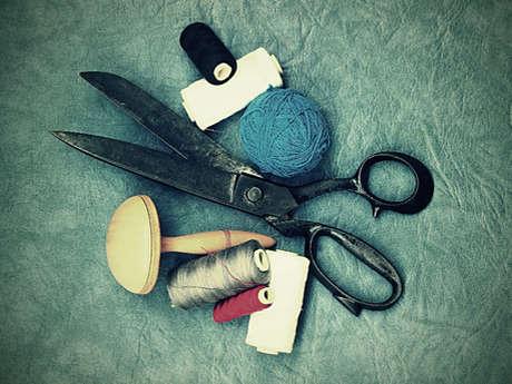 Atelier couture pour enfants