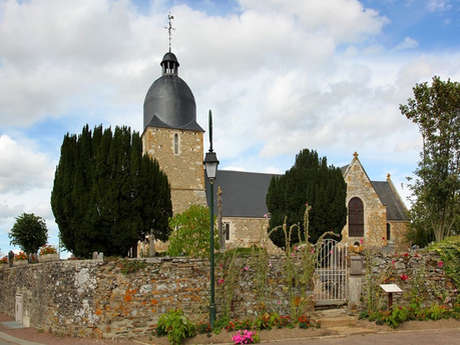 Eglise St Vigor (XIIIè)