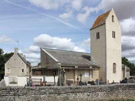 Eglise du Bû sur Rouvres (XXème)
