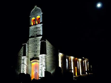 Visite commentée : l'église Saint Germain, clin d'oeil nocturne
