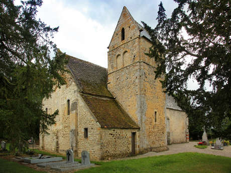 Eglise Sainte Anne - 12ème, 13ème et 18ème siècles