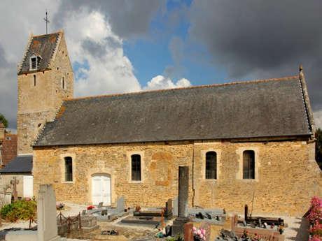 Eglise de Goupillères (XVIIème)
