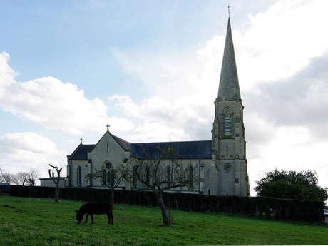 Eglise Saint Etienne (XIXème )