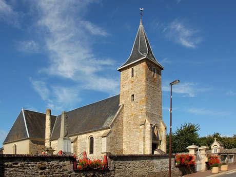 L'église Notre-Dame (18ème siècle)
