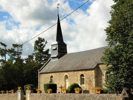 L'église St Pierre (XIIIème siècle)