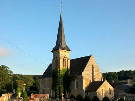 Eglise des Moutiers en Cinglais