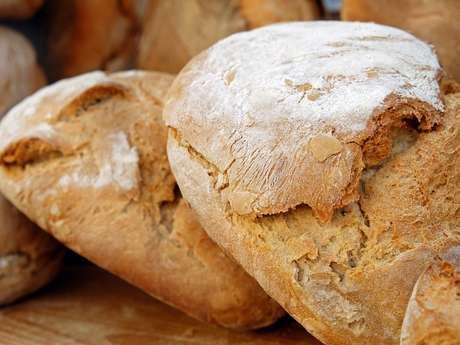 Fabrication de pain