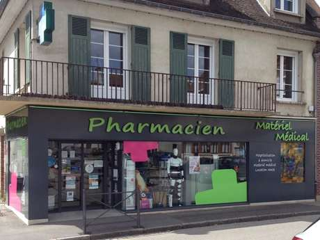 Pharmacie Choffel