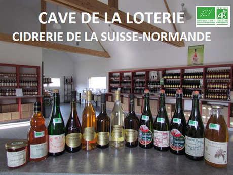 Cave de la Loterie - Cidrerie de la Suisse-Normande