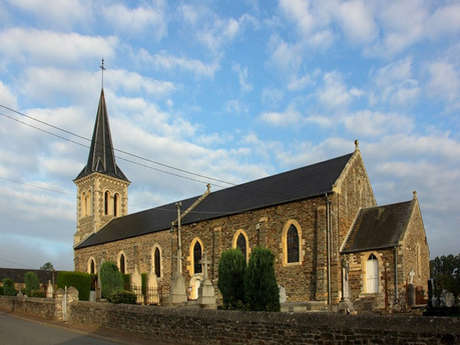 Eglise de St Lambert (XVIIIè)