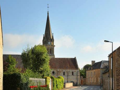 Eglise St Laurent (XIIè et XIXè)