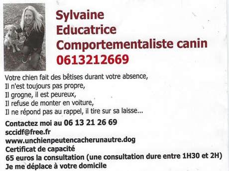 Sylvaine - Educatrice comportementalisme canin