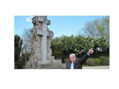 Le Monument de Saint Clair