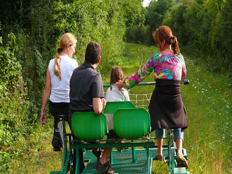 Orne Valley Rail Bikes