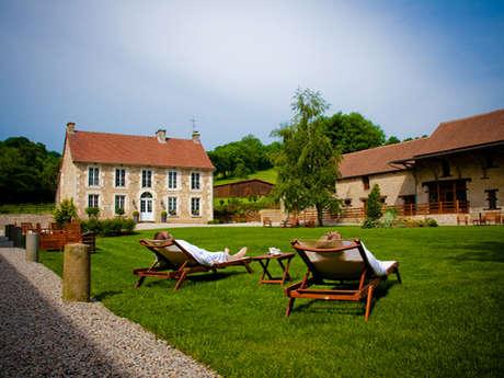 Au Domaine de La Pommeraye