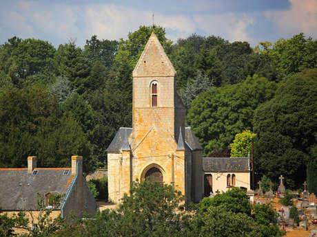 Eglise de Trois-Monts